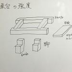 縁台の作り方は?図面や樹種のおすすめはなんですか?DIY家具教室のQ&A