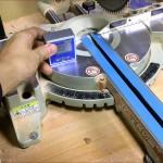スライド丸ノコやテーブルソーの角度調整に適した定規、デジタル工具は?45度90度から無段階まで